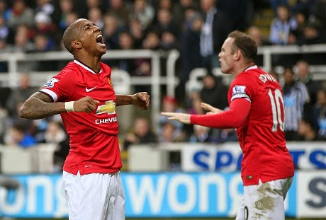 Newcastle vs Manchester United 0-1 Video Gol