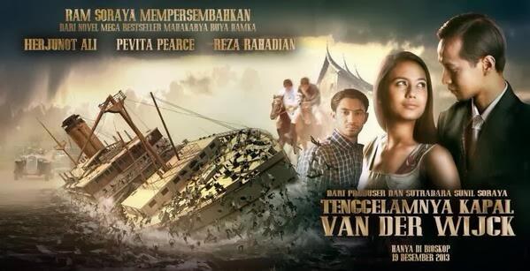 NIDJI - Ost Film Tenggelamnya Kapal Van Der Wijck - MizTia Respect