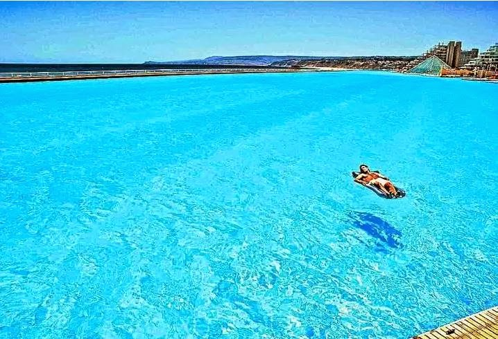 Top 10 Biggest Swimming Pools In The World All Time Best