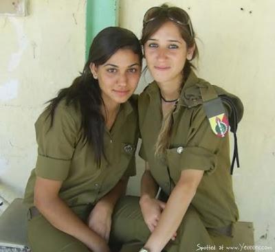Hot Israeli Girls