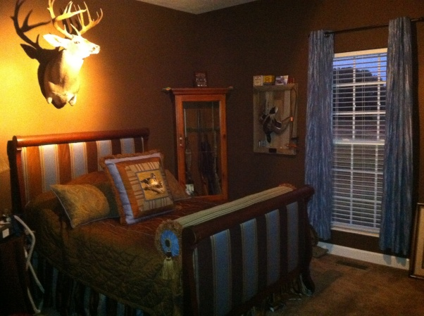 Hunting Bedroom Ideas