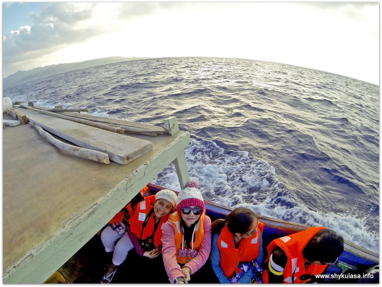 Faluwa Ride to Sabtang Island, Batanes
