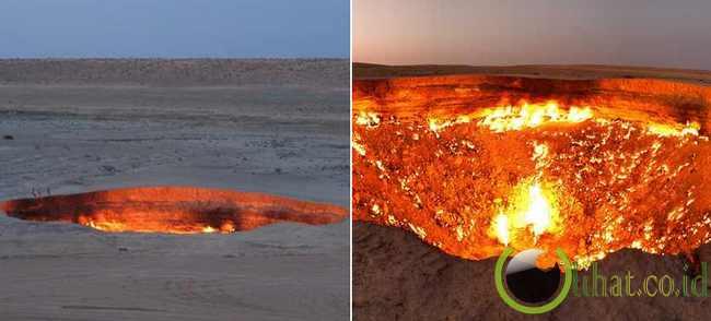 Door to Hell - Derweze, Ahal, Turkmenistan