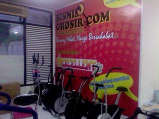 Jual sepeda statis murah, alat olahraga sepeda, Jual sepeda statis