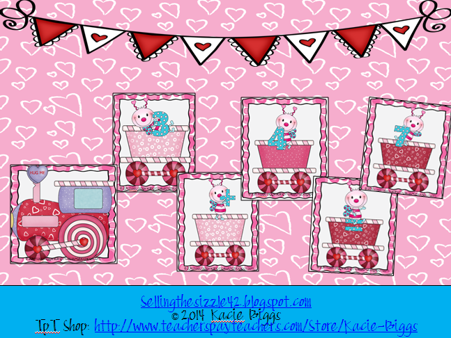 http://www.teacherspayteachers.com/Product/Valentine-Express-Differentiated-Math-Center-1078868
