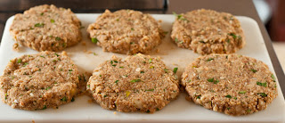 quinoa burger patties