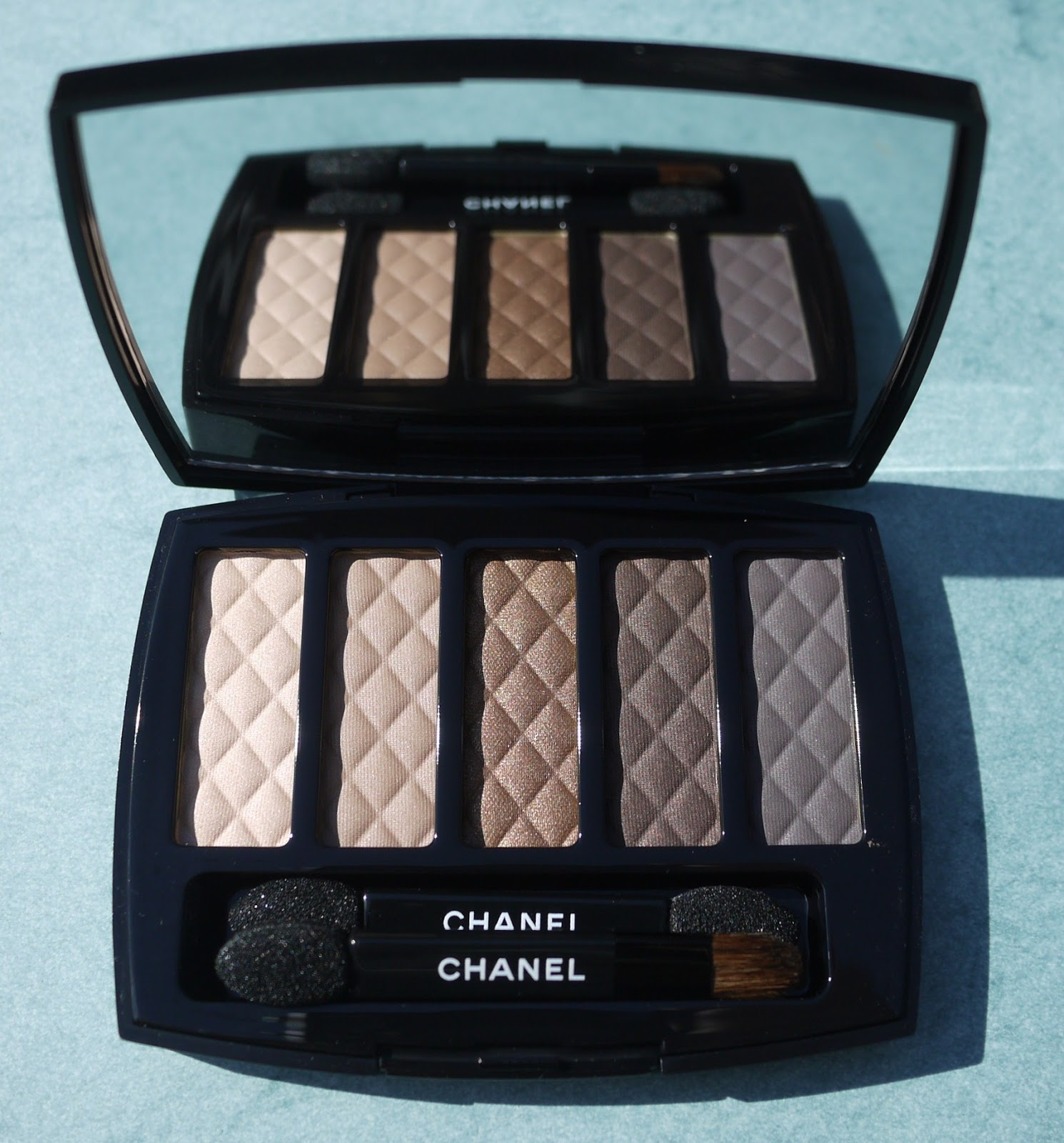 Best Things in Beauty: Chanel Ombres Matelassées Eyeshadow Palette ...