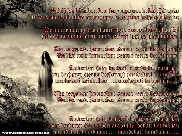 Lyrics Gothic | Wallpaper Gothic
