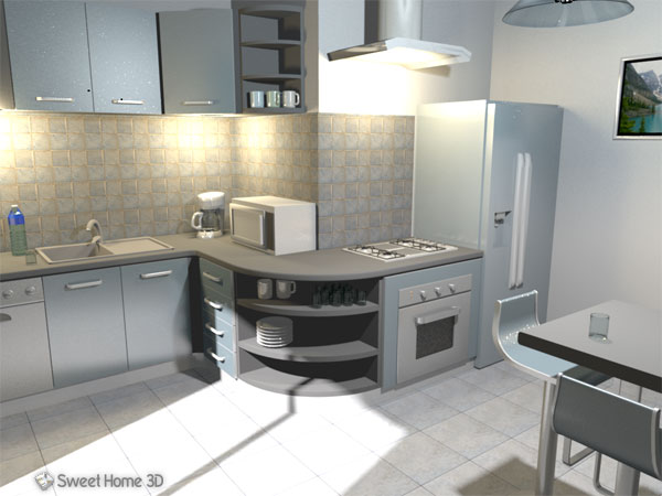 Software sweet home 3d 4 0 campus nancy for Sweet home 3d modele maison
