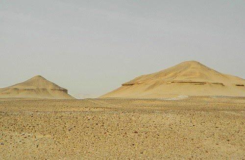 nuevas piramides en Egipto