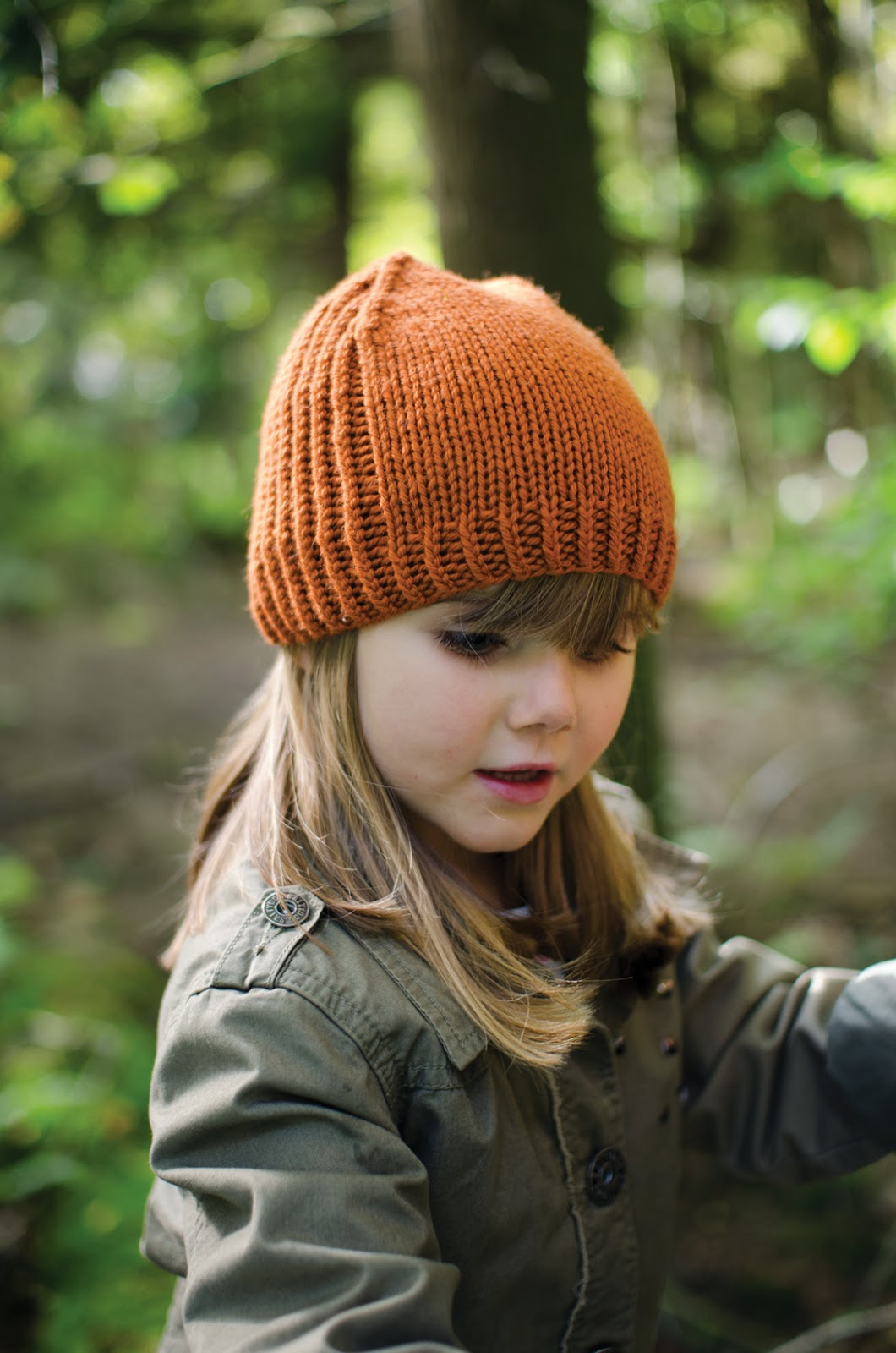Duergar hat pattern by Katya Frankel from Head to Toe: Kids' Knit Accessories