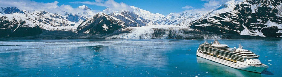 7 noches de crucero por Alaska