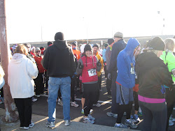 Love2Run 4 mile Run 2012