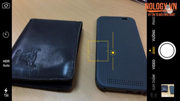 Đánh giá Camera của Iphone 6 lock