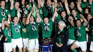 Irlanda Campeón del 6 Naciones