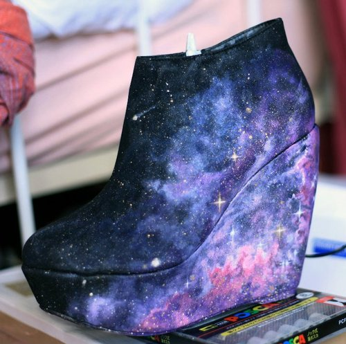 Converse Space Shoes