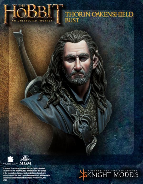 Thorin Oakenshield Bust