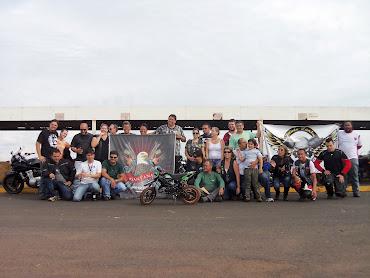 SANT'ANA Moto Clube. Curso em Uberaba-MG, 18 de Maio de 2013