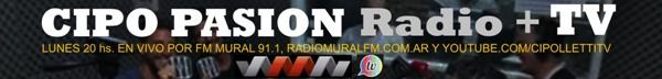 Primer programa albinegro de Radio + TV