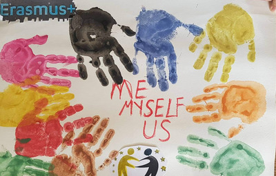 eTwinning-Me and Myself & us