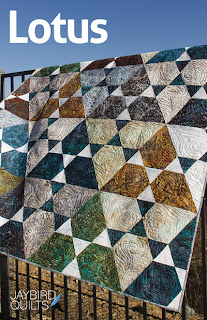 Lotus Cover Great Rulers and a Scrappy Quilt Start