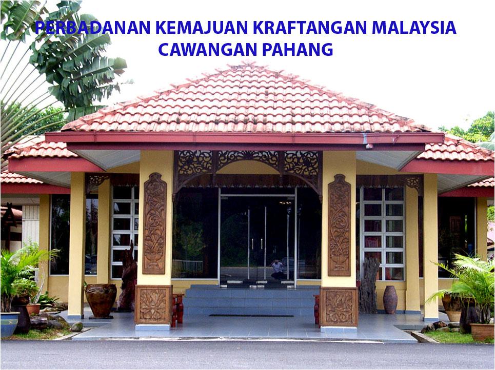 Kraftangan Malaysia Cawangan Pahang Pkkm Cawangan Pahang