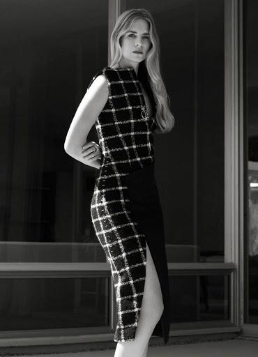 Brit Marling InStyle Magazine October 2015 Photo Shoot
