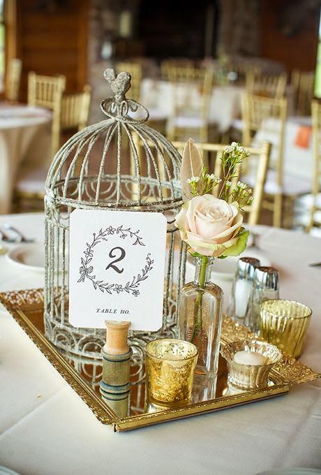 centro de mesa para bodas