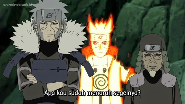 Download Naruto Shippuden Episode 372 subtitle indonesia