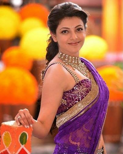 Kajal Aggarwal In Govindudu Andarivadele boobs Images