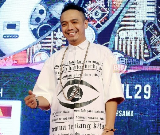Penyanyi Asfan Diugut Bunuh Gara Gara Baju Di AJL29