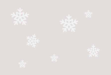 darmowe zimowe tło na bloga - śnieżynki na ciemnoszarym tle