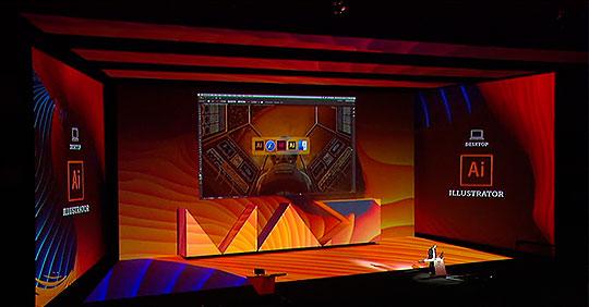 Adobe estimula la innovación creativa en MAX 2015