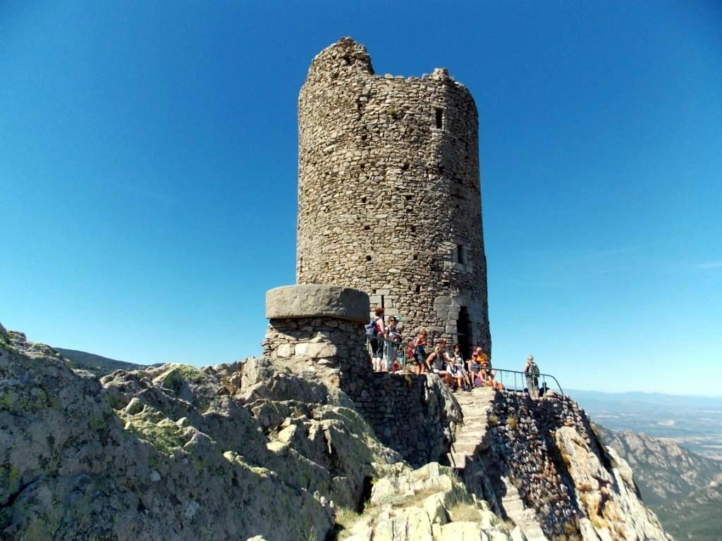 La tour Massana XIIIème siècle