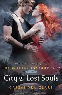 Teaser Tuesday – #3: City of Lost Souls (The Mortal Instruments #5) by Cassandra Clare