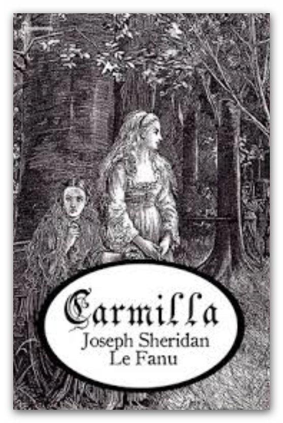 Tan-Tan: Carmilla, de Joseph Sheridan Le Fanu