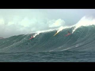Billabong XXL Global Big Wave Awards Teaser
