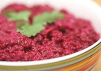 Patê Vermelho (vegana)