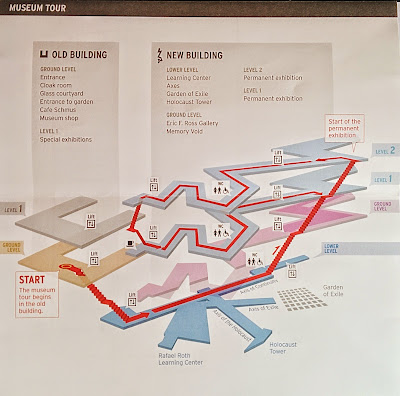 juediches museum map