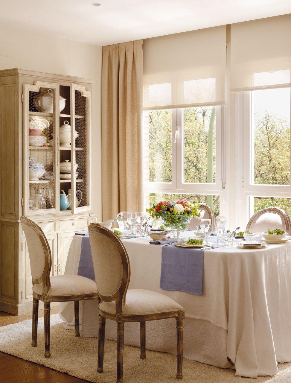 Muebles de comedor ideas para la distribucion del comedor - Muebles del comedor ...