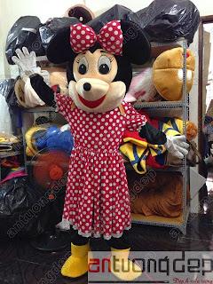 bán thuê mascot chuột mickey