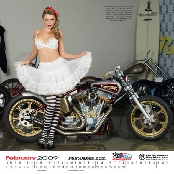 RAFAHARLEY: chicas y motos
