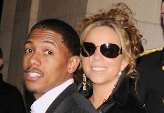 Mariah Carey with Husband