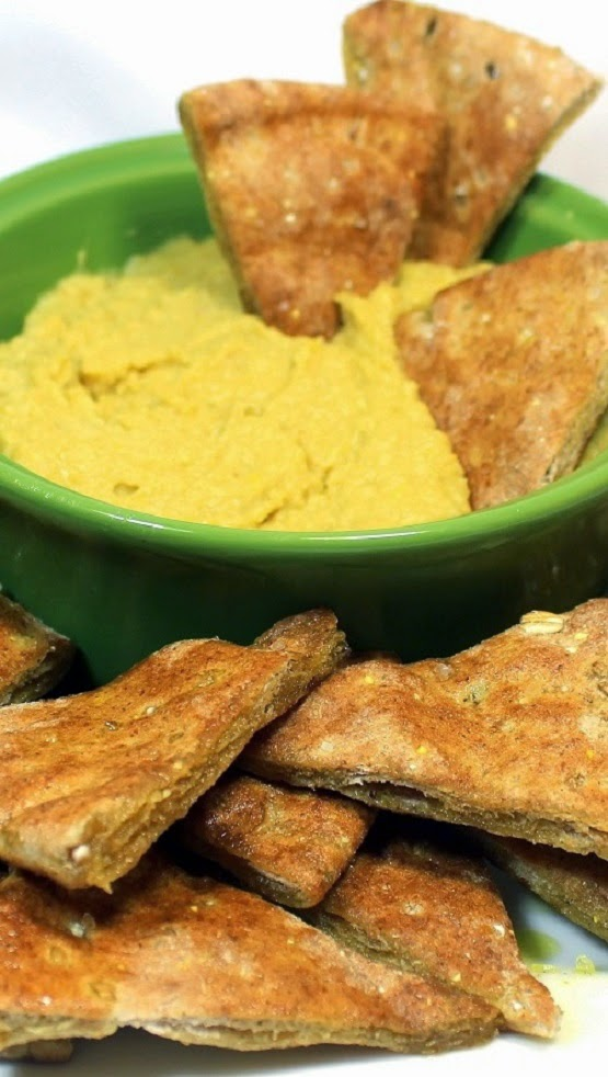 ... HUMMUS - Fast and Easy - 5 Minutes Lemon Garlic HUMMUS - 52 Appetizers