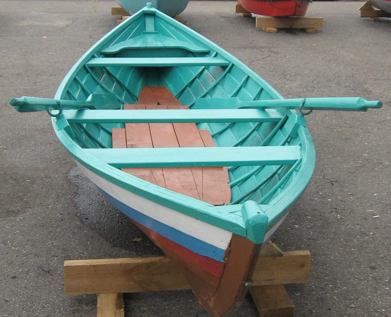 Как сделать большую деревянную лодку