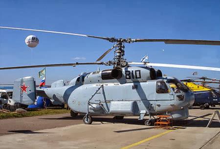 Sát thủ săn ngầm máy bay trực thăng Ka-27