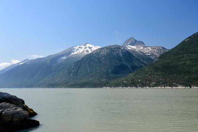 Smugglers Cove in Skagway, Alaska