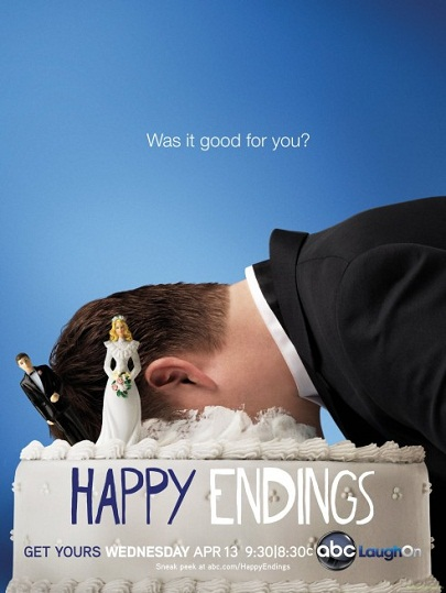 Assistir Happy Endings 2ª Temporada Online Dublado Megavideo