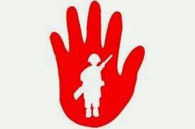 stop ai bambini soldato
