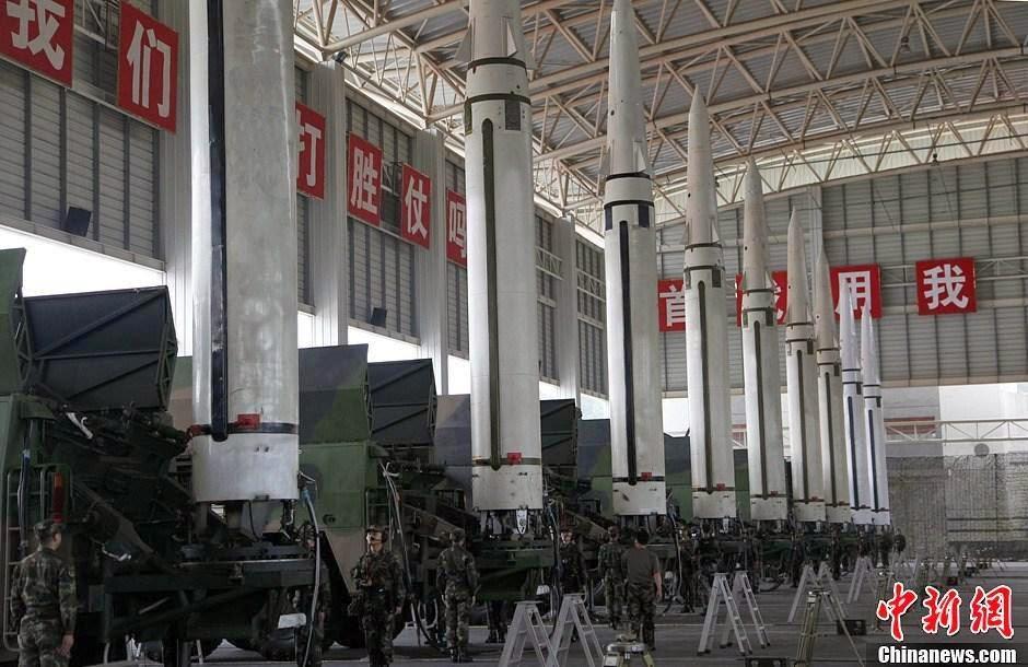 PLA DF-15 missile DF-15+missile+2
